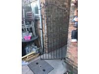 Iron gate 755mmx1930