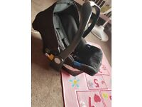 Mothercare xpedior pram with car seat