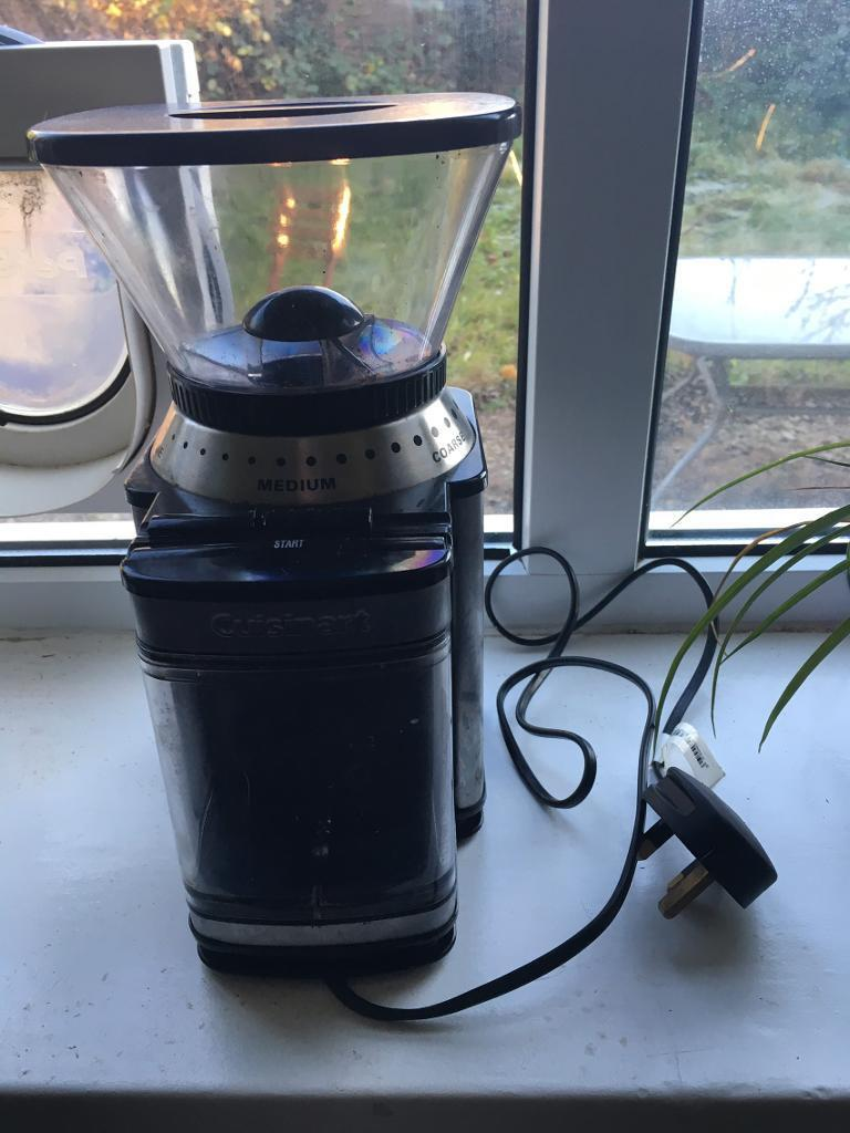 Cuisonart coffee bean grinder.