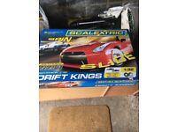 Scalextric set drift kings