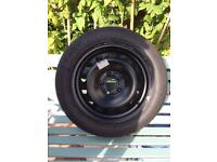 Tyre for vw touran