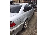 BMW 3 series for spare and part
