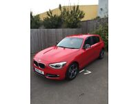BMW 1 Series 120d Sport 5dr - Professional Sat Nav, Heated Leather Seats, Xenons, Loads More!