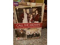 Call The Midwife series 1, 2 & 3 and christmas special