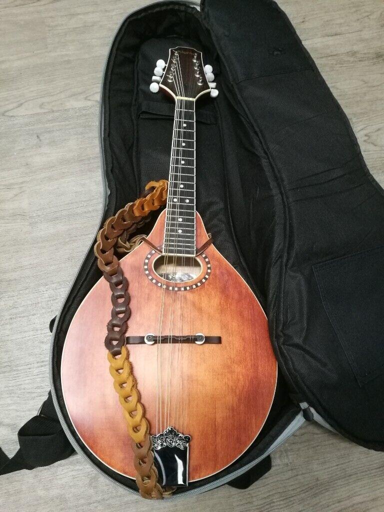 Pilgrim Redwood A60 A-Style Mandolin | in St Andrews, Fife | Gumtree