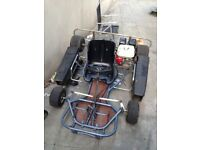 Petrol 160cc 4stroke go kart/drift kart not mini moto midi moto dirt bike quad 50cc 125cc 49cc 70cc, used for sale  East London, London