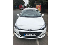 Details about Hyundai I20 5 Door 1.2 - 2016 New Shape