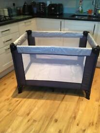 Mamas & Papas travel cot and playpen