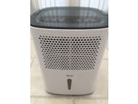 Boxed as New Swan SH3050 10-Litre Dehumidifier - White