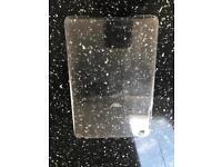 iPad clear case