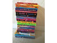 Set of Jaqueline Wilson books