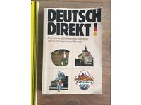 German Language Grammar Book Set-Deutch Direkt