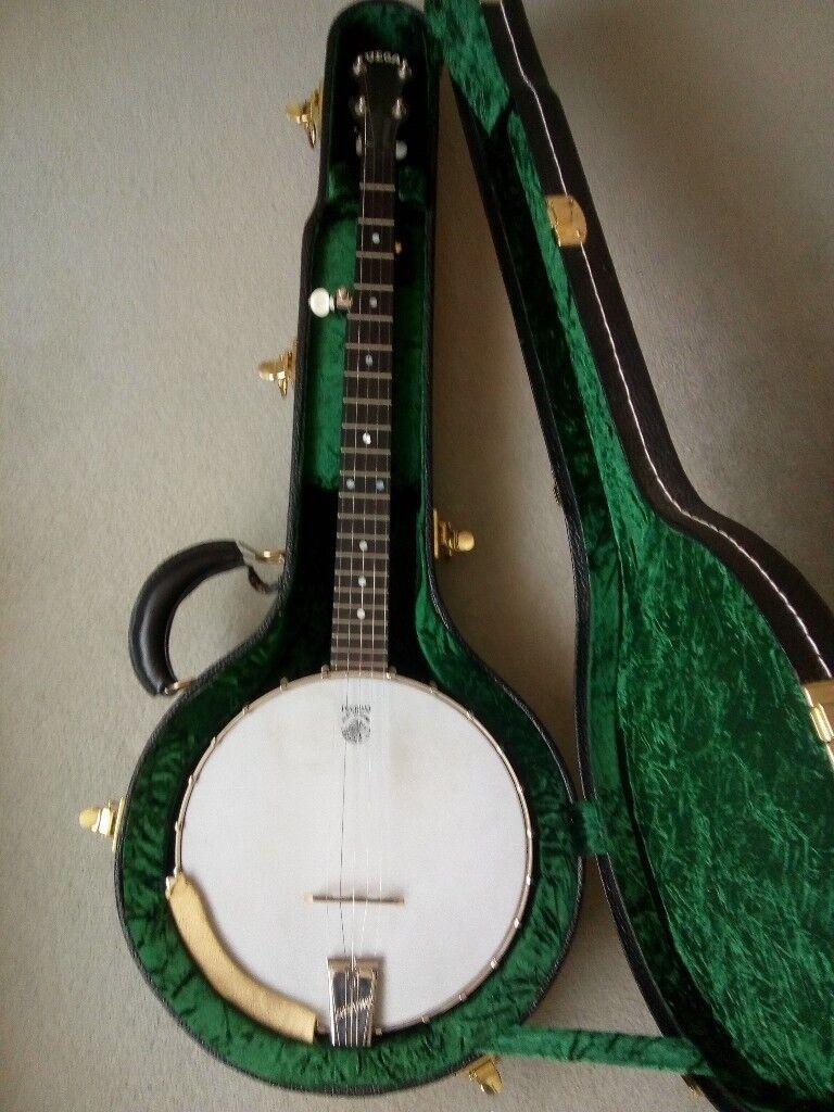 Deering Little Wonder 5 String Open Backed Banjo   in