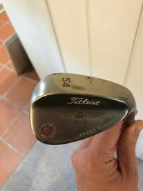 Vokey 54 Degree Wedge (on sale again due to timewaster)