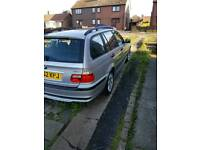 Bmw 318i touring 2002 spares or repair