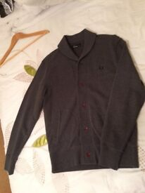 Fred Perry button up top