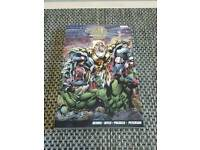 Marvel Age of Ultron Graphic Novel.