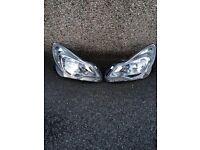 Corsa D 2011/12 headlights