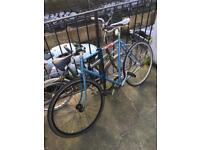 Vintage Peugeot Fixed Gear Fixie Bike