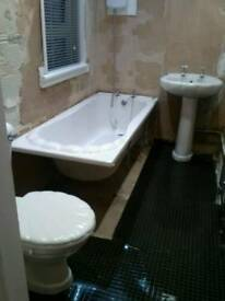 FREE***3 piece shell bathroom suite***FREE *GONE PENDING UPLIFT
