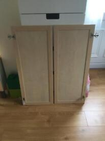 Ikea Oxberg birsch door for sale