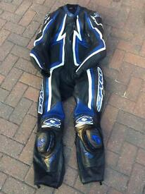 Motobike leathers