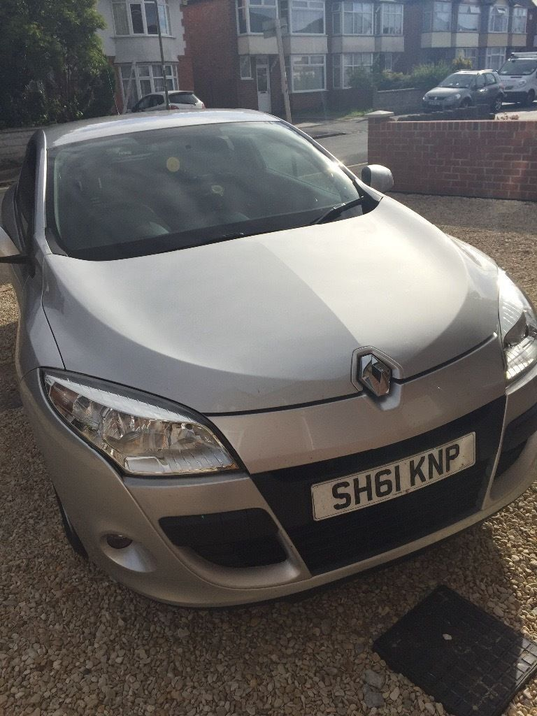 2011/2012 Megane MK3 1.5 dCi ECO Expression Coupe - 44K Miles - With Start/Stop Engine