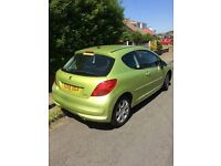 Peugeot 207 Green for sale