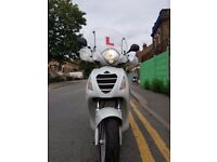Honda Pes 125-9 very Good Condition 3 Months Warranty!