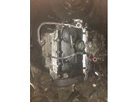Golf engine 2.0 liter TDI diesel