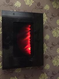 Aurora electric fire