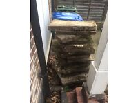 Free paving slabs from NW10