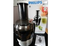 Juicer Philips HR1863 Viva Collection