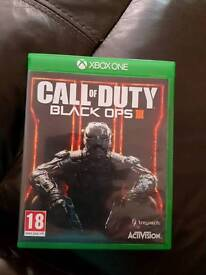 Black opps 3 xbox one