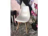 New Milo High Quality Retro Designer Style Eiffel Inspired Side Dining Chair