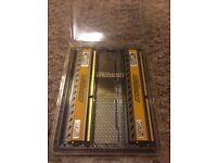 Crucial Ballistix Tactical LP RAM 8GB (4x2) DDR3 DDR3-1600 UDIMM