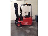 Linde E12 Forklift (1.2t lifting)