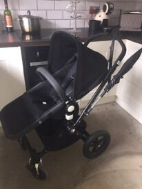 Bugaboo All Black Special Addition