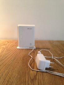 Unlocked Huawei Router