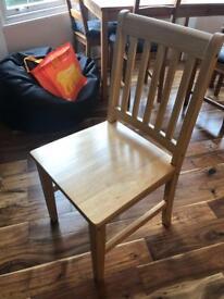 Birch chairs