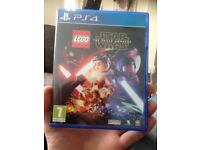 Ps 4 Lego Star Wars the force awakens