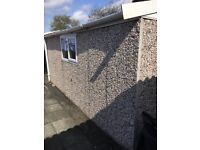 Concrete shed for sale