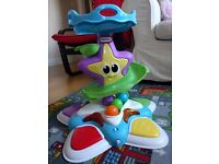 Baby toy little tikes stand n dance star fish