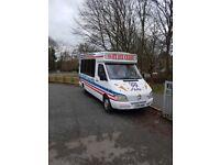 sprinter310d soft ice cream van