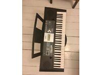 Yamaha YPT 230 portable keyboard