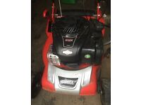 Lawn mower with rear roller 2016 Cobra
