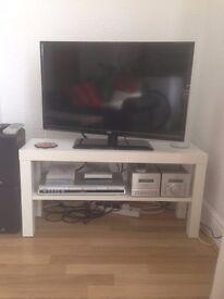 IKEA Lack TV Bench - White