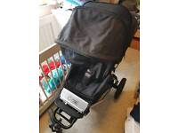 Mountain buggy plus one double pushchair, consider swap