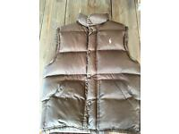 Men's Ralph Lauren body warmer