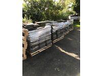 Used redland mini slate concrete tile